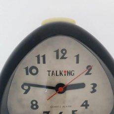 Despertadores antiguos: DESPERTADOR PARA INVIDENTES. Lote 151514990