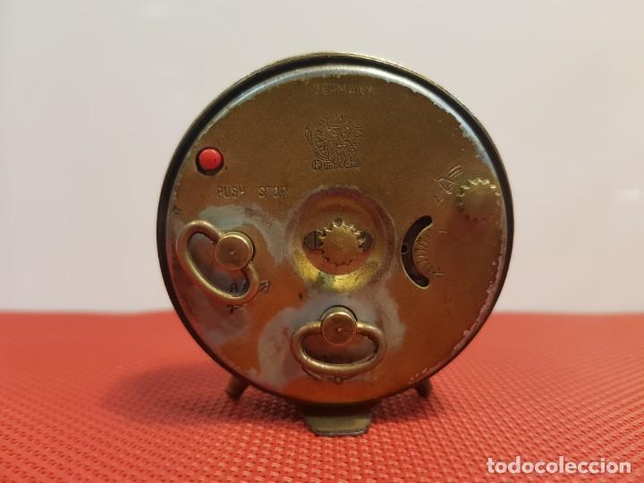 Despertadores antiguos: ANTIGUO DESPERTADOR JERGER MADE IN GERMANY - Foto 4 - 153872594