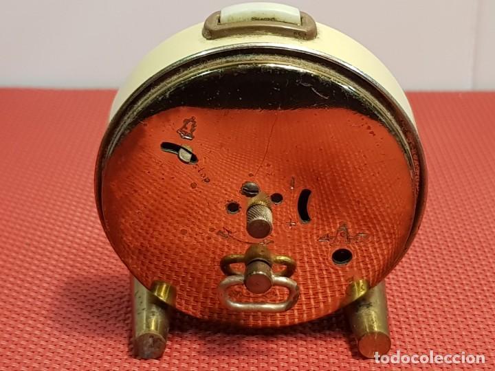 Despertadores antiguos: ANTIGUO DESPERTADOR ALBA - Foto 3 - 153880950