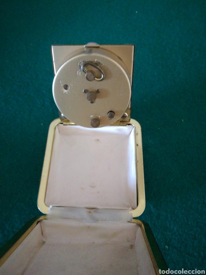 Despertadores antiguos: RELOJ DE VIAJE MARCA EUROPA - Foto 5 - 154639262