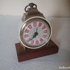 Despertadores antiguos: RELOJ DESPERTADOR BLESSING. FUNCIONA. Lote 155697122