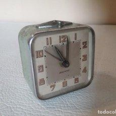 Despertadores antiguos: RELOJ DESPERTADOR. BAYARD. FUNCIONA. Lote 155697178