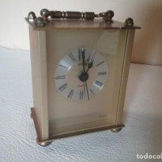 Despertadores antiguos: RELOJ DESPERTADOR. EMES. Lote 155699002