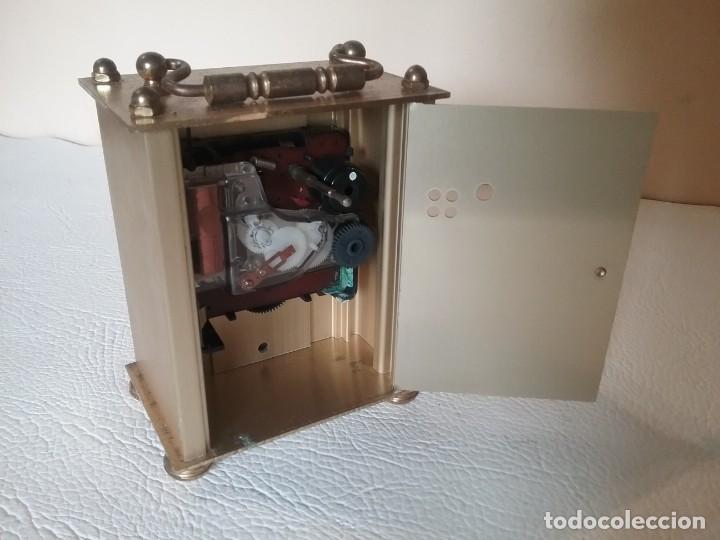Despertadores antiguos: RELOJ DESPERTADOR. EMES - Foto 2 - 155699002