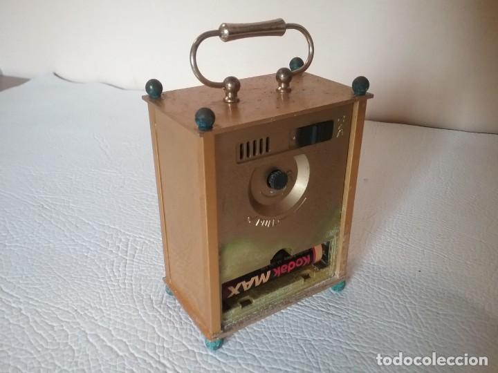 Despertadores antiguos: RELOJ DESPERTADOR. MICRO. NO FUNCIONA - Foto 2 - 155699550