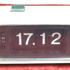 Despertadores antiguos: RELOJ DESPERTADOR. RHYTHM. MODELO 5RD. MADE IN JAPAN. AÑOS 60. . Lote 156485994