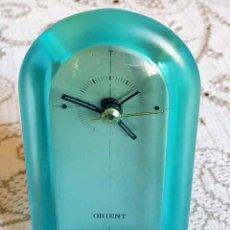 Despertadores antiguos: RELOJ ORIENT, VINTAGE, NUEVO. Lote 157662870