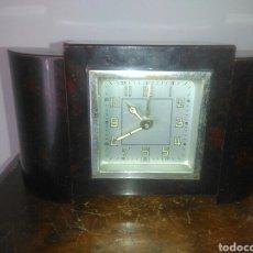Despertadores antiguos: ANTIGUO RELOJ DESPERTADOR FABRICADO EN ALEMANIA. Lote 159639494