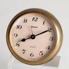 Despertadores antiguos: RELOJ DESPERTADOR STAIGER. WEST GERMANY. Lote 159812982