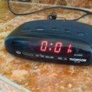 Despertadores antiguos: RADIO DESPERTADOR. Lote 160831942