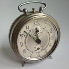 Despertadores antiguos: ANTIGUO RELOJ DESPERTADOR. Lote 160942974