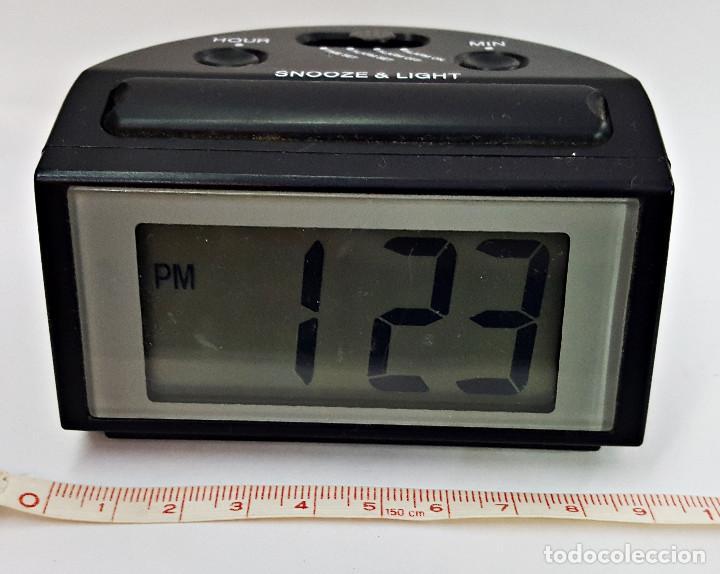 RELOJ DESPERTADOR DIGITAL (Relojes - Relojes Despertadores)