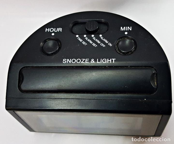 Despertadores antiguos: Reloj Despertador digital - Foto 2 - 161268266
