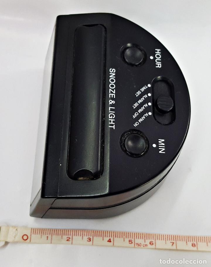 Despertadores antiguos: Reloj Despertador digital - Foto 3 - 161268266