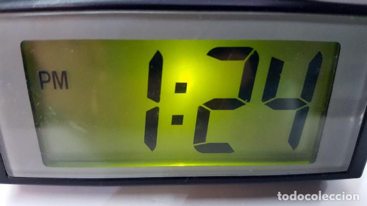 Despertadores antiguos: Reloj Despertador digital - Foto 4 - 161268266