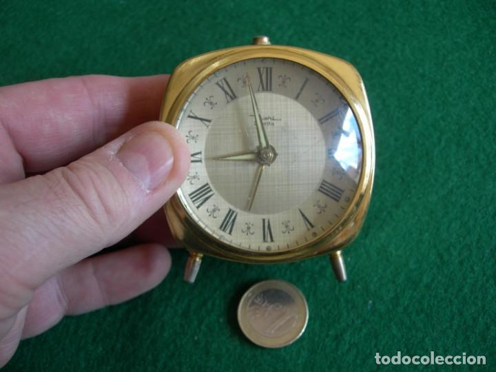 RELOJ DE SOBREMESA MESILLA DESPERTADOR (Relojes - Relojes Despertadores)