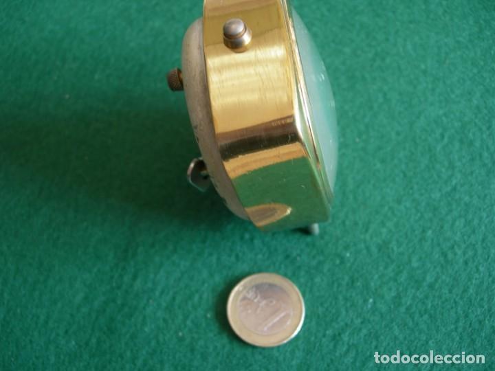 Despertadores antiguos: Reloj de sobremesa mesilla despertador - Foto 2 - 161438158
