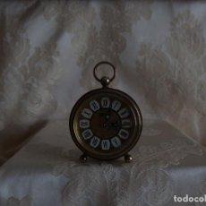 Despertadores antiguos: RELOJ DESPERTADOR BLESSING-WEST GERMANY. Lote 161692122