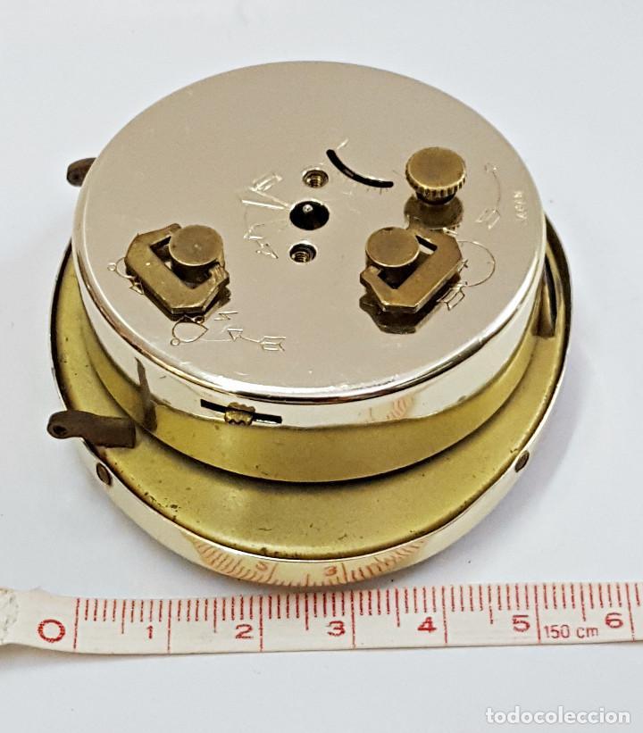 Despertadores antiguos: Reloj despertador a cuerda TRAVEL BEN. - Foto 4 - 162628794