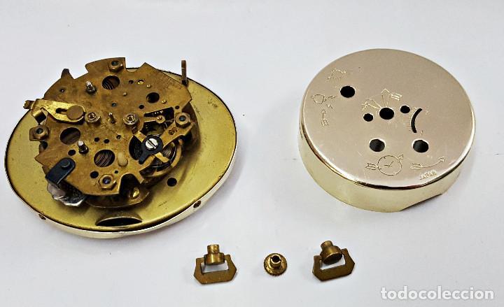 Despertadores antiguos: Reloj despertador a cuerda TRAVEL BEN. - Foto 6 - 162628794