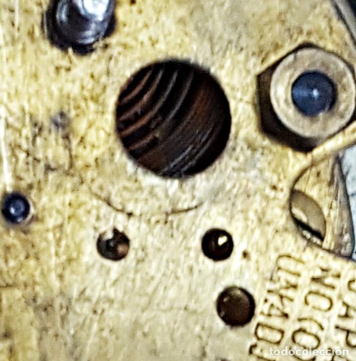 Despertadores antiguos: Reloj despertador a cuerda TRAVEL BEN. - Foto 9 - 162628794