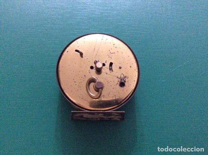 Despertadores antiguos: Reloj despertador Duward de Luxe. Años 60. Para piezas - Foto 3 - 164323900