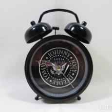 Despertadores antiguos: DESPERTADOR RAMONES. Lote 164362154