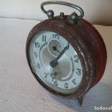Despertadores antiguos: RELOJ DESPERTADOR OBAYARDO. Lote 165237250