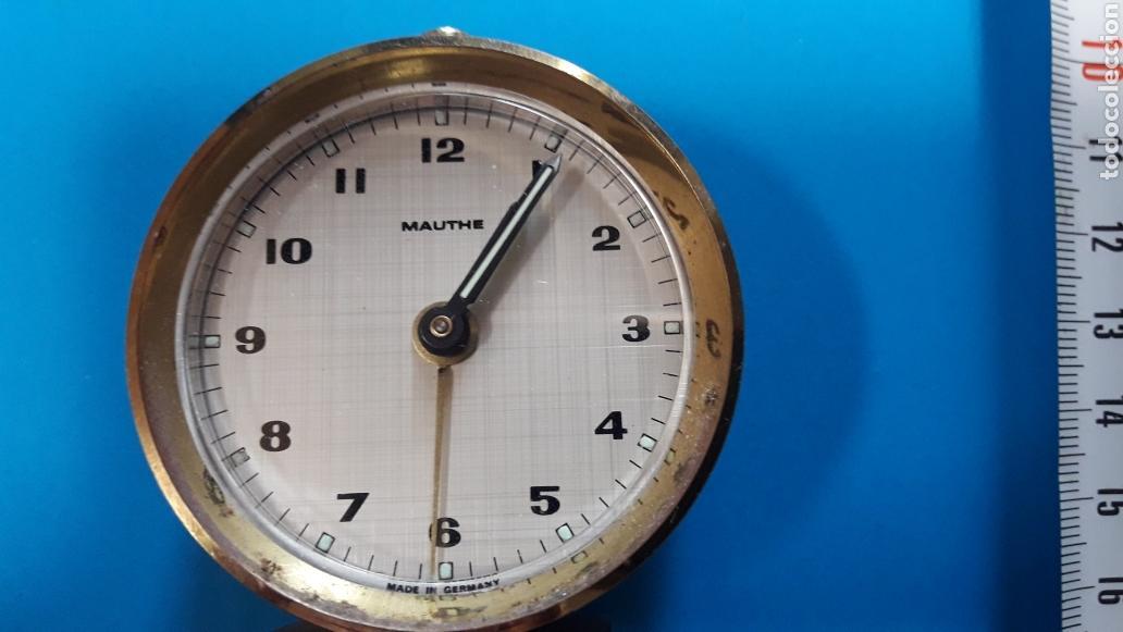 Despertadores antiguos: DESPERTADOR MAUTE - Foto 3 - 165794728