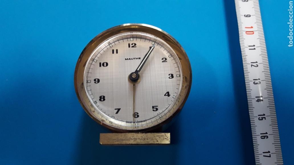 DESPERTADOR MAUTE (Relojes - Relojes Despertadores)
