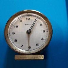 Despertadores antiguos: DESPERTADOR MAUTE. Lote 165794728