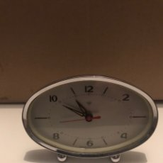 Despertadores antiguos: RELOJ DESPERTADOR VINTAGE. Lote 166733648