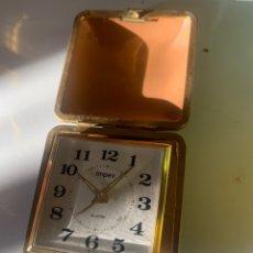 Despertadores antiguos: DESPERTADOR IMPEX. Lote 166961160