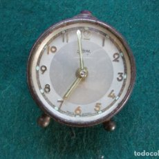 Despertadores antiguos: DESPERTADOR ANTIGUO KAISER. Lote 168056776