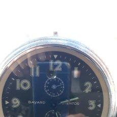 Despertadores antiguos: DESPERTADOR BAYARD STENTOR FUNCIONANDO-FRANCIA. Lote 168533549