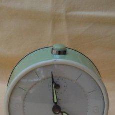 Despertadores antiguos: DESPERTADOR ANTIGUO ZAFIRO. Lote 169353704