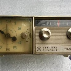 Despertadores antiguos: RADIO RELOJ DESPERTADOR. Lote 169440084