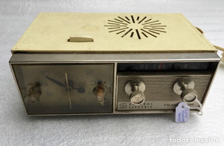 Despertadores antiguos: Radio reloj despertador - Foto 2 - 169440084