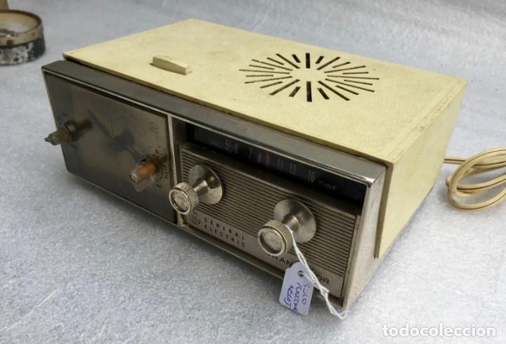 Despertadores antiguos: Radio reloj despertador - Foto 3 - 169440084