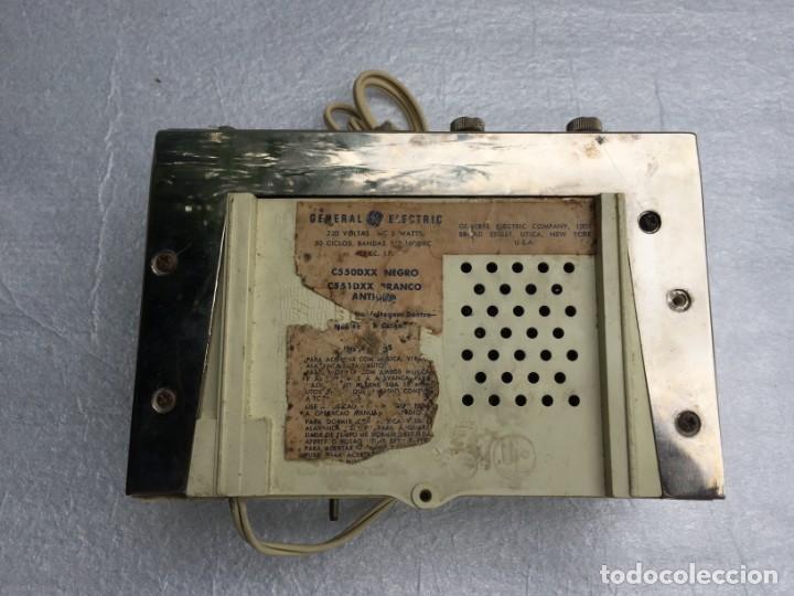 Despertadores antiguos: Radio reloj despertador - Foto 4 - 169440084