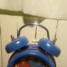 Despertadores antiguos: RELOJ DESPERTADOR BAMBI DISNEY (AÑOS 90). Lote 169807300