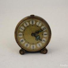 Despertadores antiguos: RELOJ DESPERTADOR GAMA. Lote 169842284