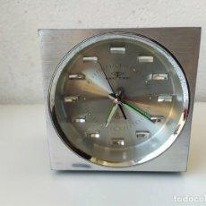 Despertadores antiguos: RELOJ DESPERTADOR TOKYO TOKEI SPACE AGE MODELO 5058. Lote 170202196