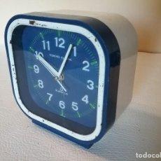 Despertadores antiguos: RELOJ DESPERTADOR TOKYO CLOCK. Lote 171805110