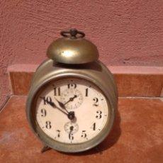 Despertadores antiguos: RELOJ DESPERTADOR - ANTIGUO. Lote 172092088