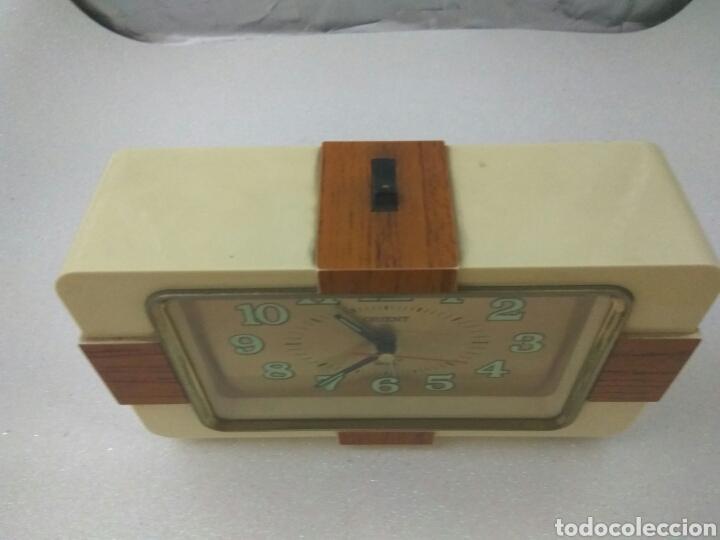 Despertadores antiguos: RELOJ DESPERTADOR ORIENT QUARTZ BELL - Foto 3 - 175061127