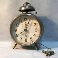 Despertadores antiguos: JUMOKE, ANTIGUO DESPERTADOR. Lote 176445117
