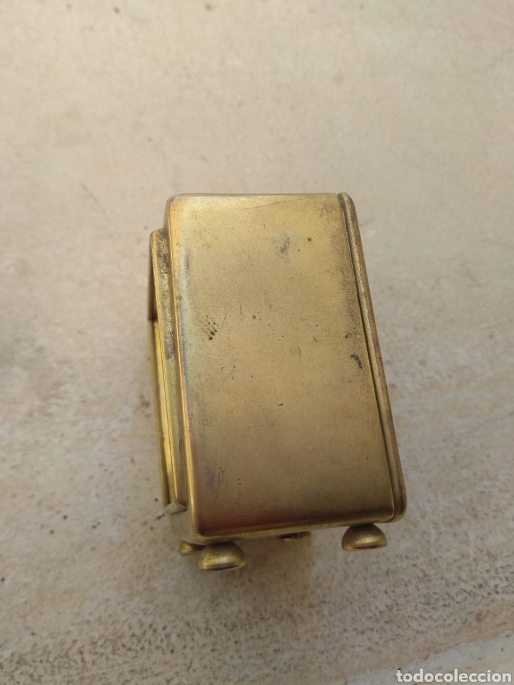 Despertadores antiguos: Antiguo Reloj Despertador Francés DEP - Leer Descripción - - Foto 2 - 176688267