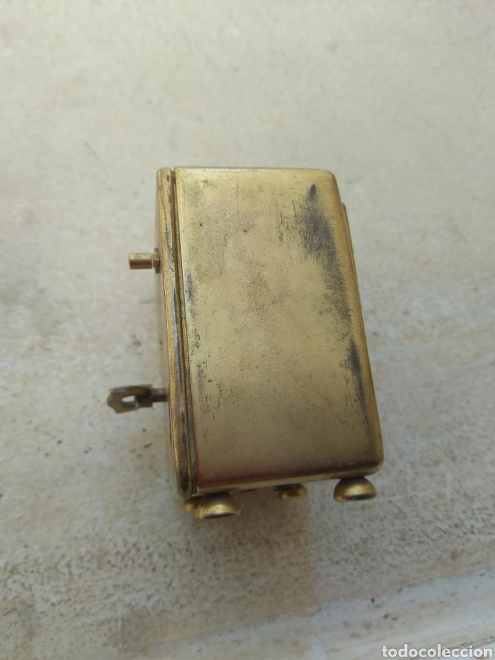 Despertadores antiguos: Antiguo Reloj Despertador Francés DEP - Leer Descripción - - Foto 3 - 176688267