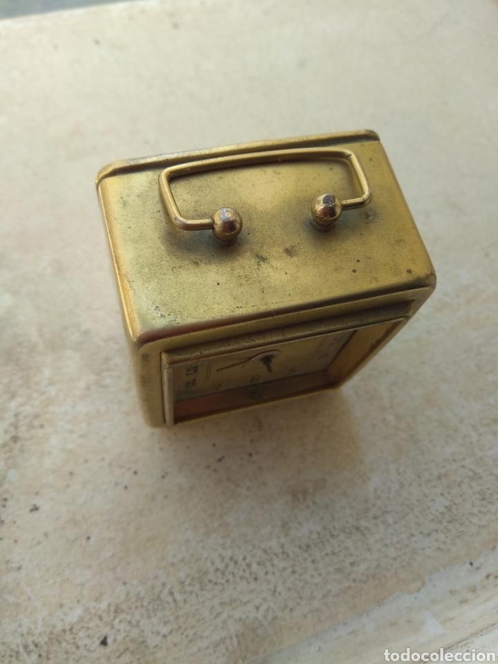 Despertadores antiguos: Antiguo Reloj Despertador Francés DEP - Leer Descripción - - Foto 4 - 176688267